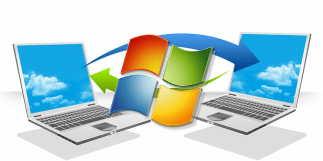 Move Existing Windows 7 Installation
