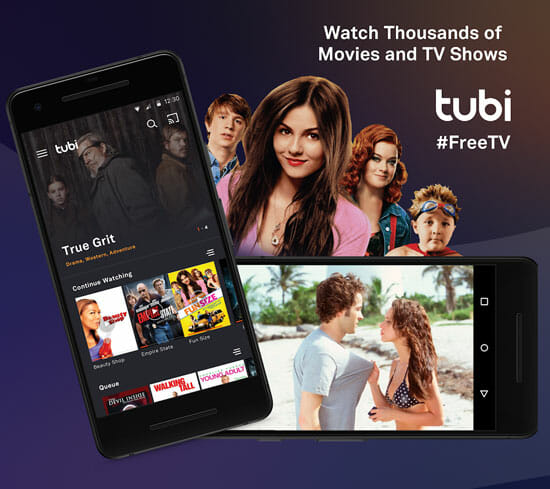 Tubi TV Best Android Apps to Watch Movies and TV Shows