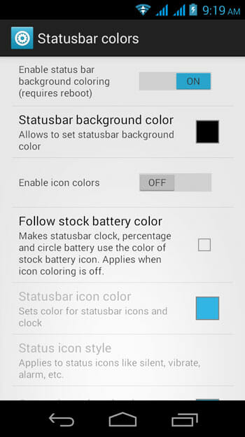 Turn-On-Status-bar-Color-Settings