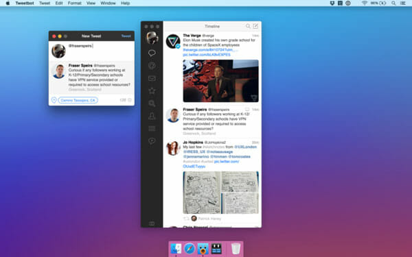 TweetBot Best Social Media Clients for Mac