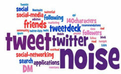 Twitter Noise Graphic