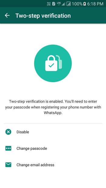 two-step-verification-enabled-on-whatsapp