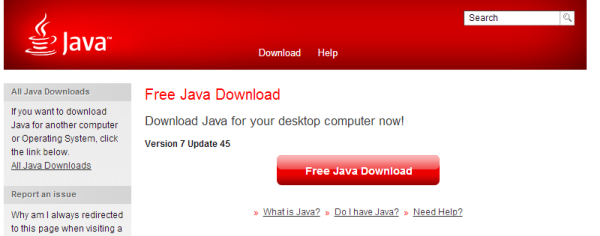Update java - Show Android screen on PC