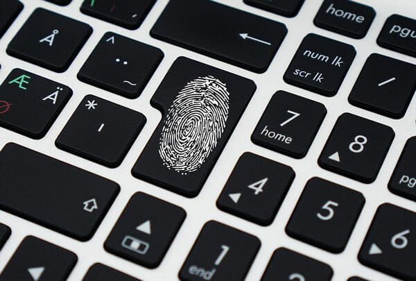 Use Fingerprint Scanner