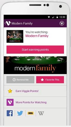 Viggle Android App