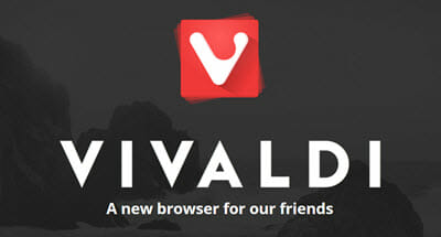 Vival web browser