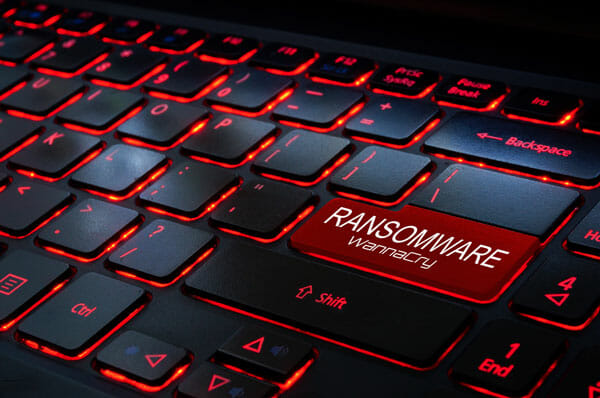 What to do if Ransomware attacks on Windows computer