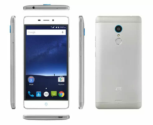 ZTE Blade V Plus – Full Phone Specifications