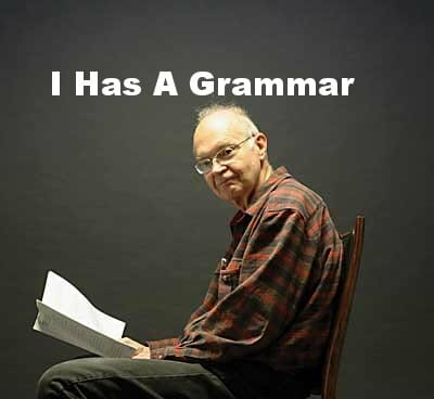 Bad grammar and its effect on websites