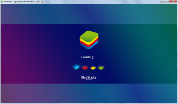 bluestacks loading - run whatsapp on pc