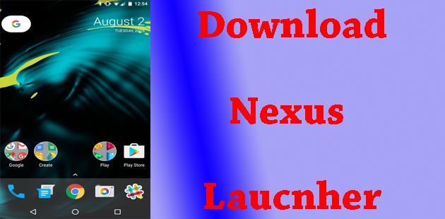 download nexus launcher