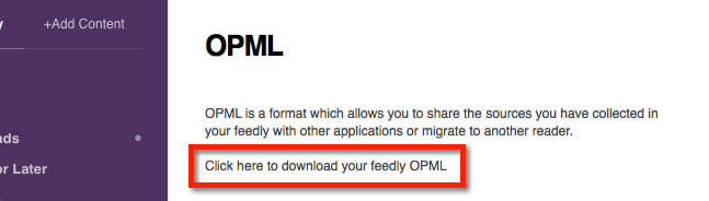 download_the_copy_Import or Export Feedly Subscriptions to OPML