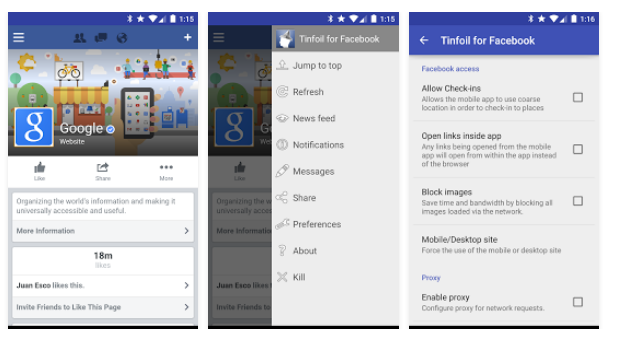 facebook messaging app alternative - wrappers