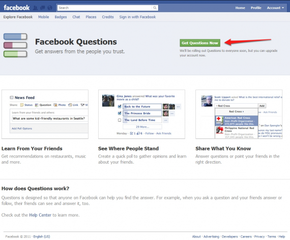 Facebook Questions For Friends: Create Polls, Get Answers ...