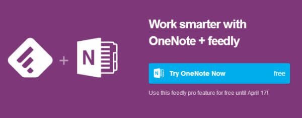 feedly-onenote-integration