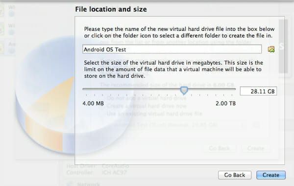 file_location_install android os on pc, mac or linux