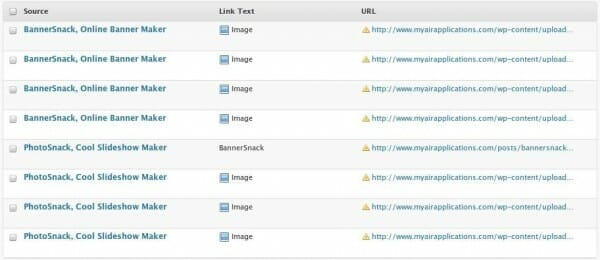 Find Broken Links in WordPress