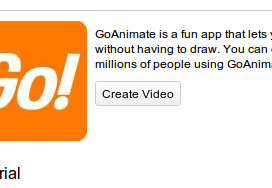 GoAnimate - Create Video