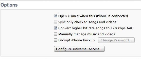 iTunes Song Converted to lower bit rate