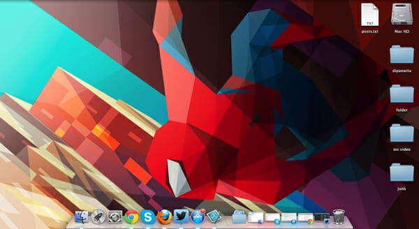 kuvva automatically rotates internet wallpapers in mac desktop