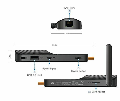 mini pc stick smart tv