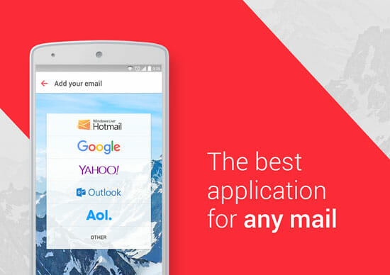 myMail Best Email Apps for Android and iOS