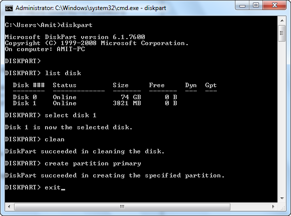 recover-space-usb-drive-diskpart