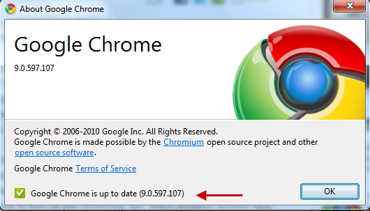 check-google-chrome-version