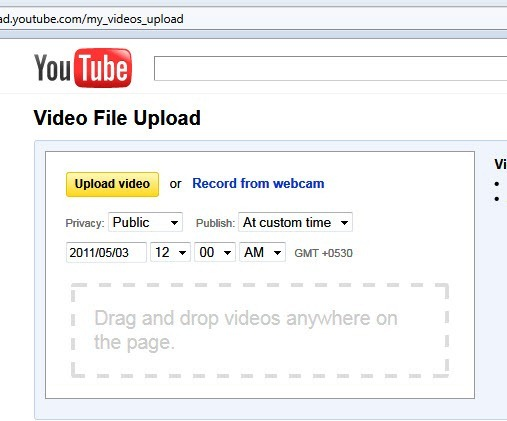 scheduled-video-upload-youtube