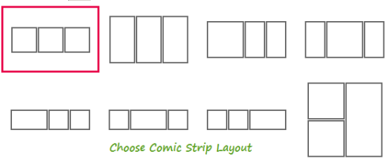 Turn Pictures Into Comic Strips Online Without Image