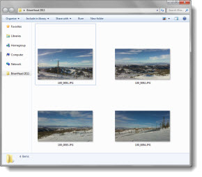 Create A Simple Panoramic Image In Photoshop
