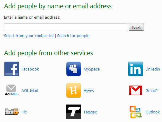 Download Email Addresses of Facebook Friends