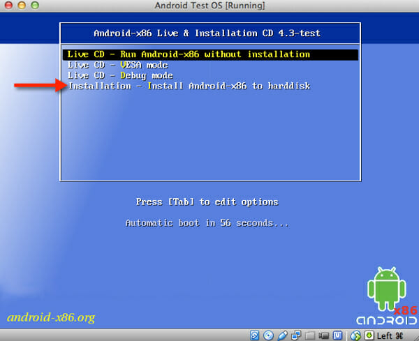 select_to_install_install android os on pc, mac or linux