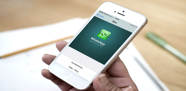 whatsapp is not deleting messages